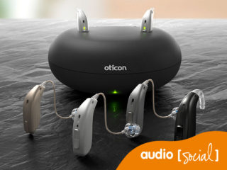Audiòfon Oticon Opn S